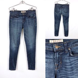 J Brand The Skinny High Tide Jeans